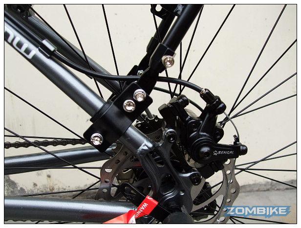 【转载】自行车货架安装