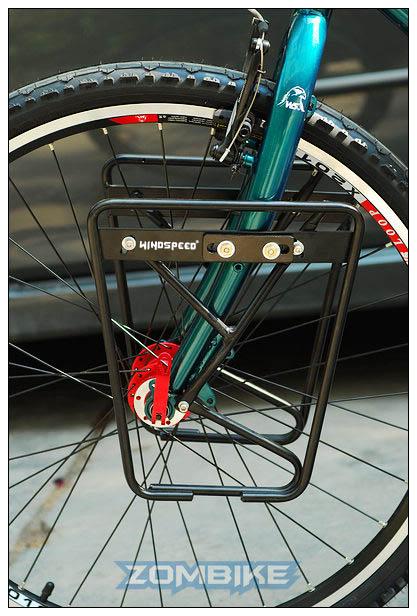 windspeed自行车前货架