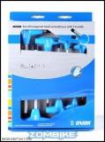 UNIOR内六角盒装工具(普通版)