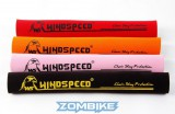 Windspeed 彩色布链贴
