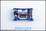 UNIOR 1655FH便携式组合工具(带拆链器)