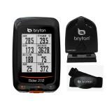 bryton百锐腾R310T GPS码表自行车码表夜光ANT+心率 踏频 蓝牙(工厂代发)