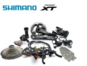 SHIMANO XT M8000套件(2*11S)