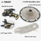 蓝图 LTWOO A12 12速 山地变速套件